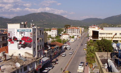 Muğla DALAMAN CITY CENTER